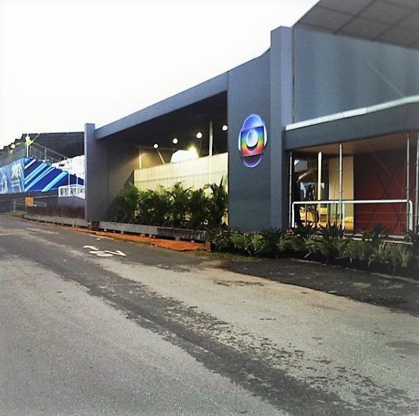 Tribuna VIP Globo